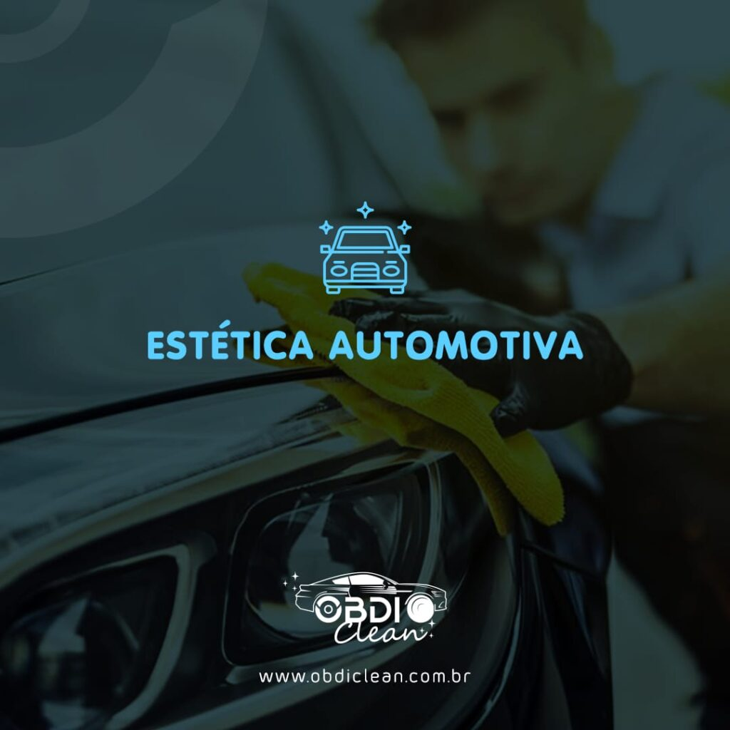 Estética Automotiva OBDI Clean
